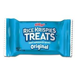 Kellogg's Rice Krispies Treats MINI-SQUARES/ 50 (0.39 oz. Mini Squares)