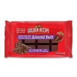 CHOCOLATE ALMOND BARK COATING / 24oz Package