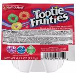 Malt-O-Meal TOOTIE FRUITIES CEREAL/16-3/4oz Pre-measured Bowls