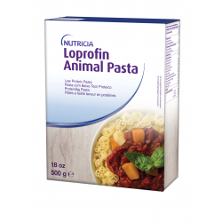 "LP PASTA ""Animal Shapes"" / 6-500g Boxes  SHIPS SEPARATELY"