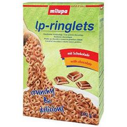 LP-Ringlets Chocolate CEREAL/ 1-250g Box