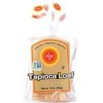 "EG Foods 16oz Tapioca Loaf ""Thin Sliced"" (Pack of 6) SHIPS SEPARATELY"