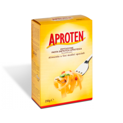 APROTEN FETTUCCINE (flat thicker ribbons) Pasta / 1-250g Bag