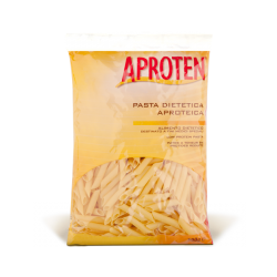 APROTEN PENNE (2-inch tubes cut on the diagonal to resemble quills) Pasta / 1-500g Bag