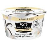 So Delicious Coconut Milk VANILLA YOGURT/ 8- 5.3 oz Cups