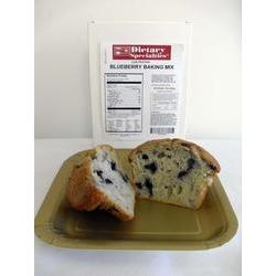 DS BLUEBERRY BAKING MIX/ 6-10 oz Boxes SHIPS SEPARATELY