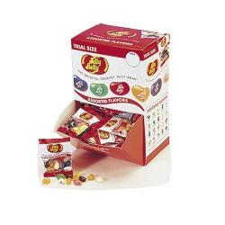 Jelly Belly JELLY BEANS, Assorted Flavors, 320 - 0.35oz (10g) Bags SHIPS SEPARATELY