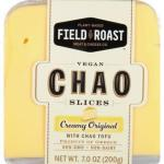 "Gourmet Chao Meltable Cheese Slices"" Creamy Original 1/7oz Package"
