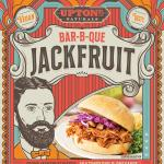 Upton Jackfruit Bar-B-Que Meat Alternative Shreds/ 1- 10.6oz pkg